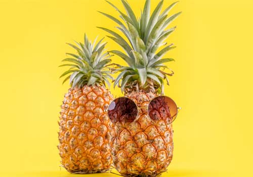 Photo: Fresh Pineapple