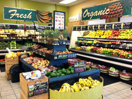 Photo: Kailua Produce Department