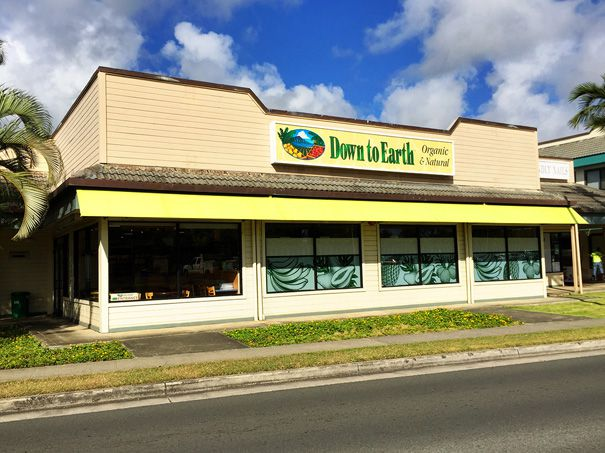Photo: Down to Earth Kailua Store