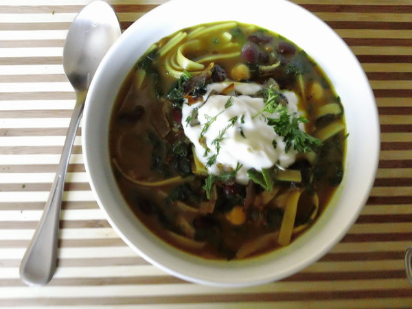 Photo: Persian Soup