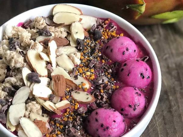 Photo: Pitaya Bowl