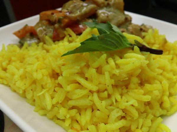 Indonesian Yellow Rice