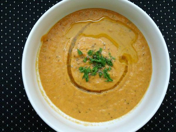 Photo: Roasted Winter Squash Soup