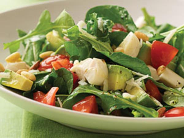 Photo: Brown Rice and Arugula Salad