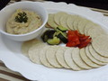 Photo: Roasted Vegetable Hummus