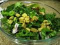 Phot: Kale and Lentil Coin Salad
