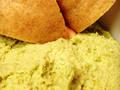 Photo: Pitas with Edamame Hummus