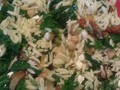 Photo: Orzo and Chickpea Salad