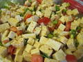 Photo: Tofu Poke with Local Vegetables