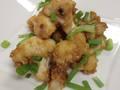 Photo: Cauliflower Bites with Peanut Sauce