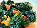 Photo: Kale Rainbow Slaw Salad