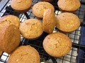 Photo: Chipotle Cornbread Muffins with Maple Butter
