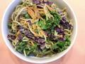 Green Soba Salad