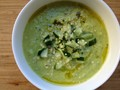 Photo: Bowl of Chilled Cucumber Soup