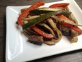 Photo: Marinated Roasted Vegetables