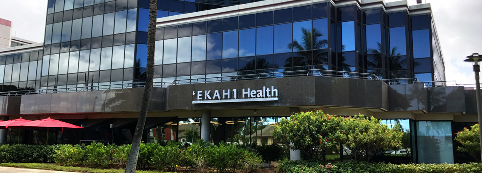Photo: 'Ekahi Ornish Lifestyle Medicine Building
