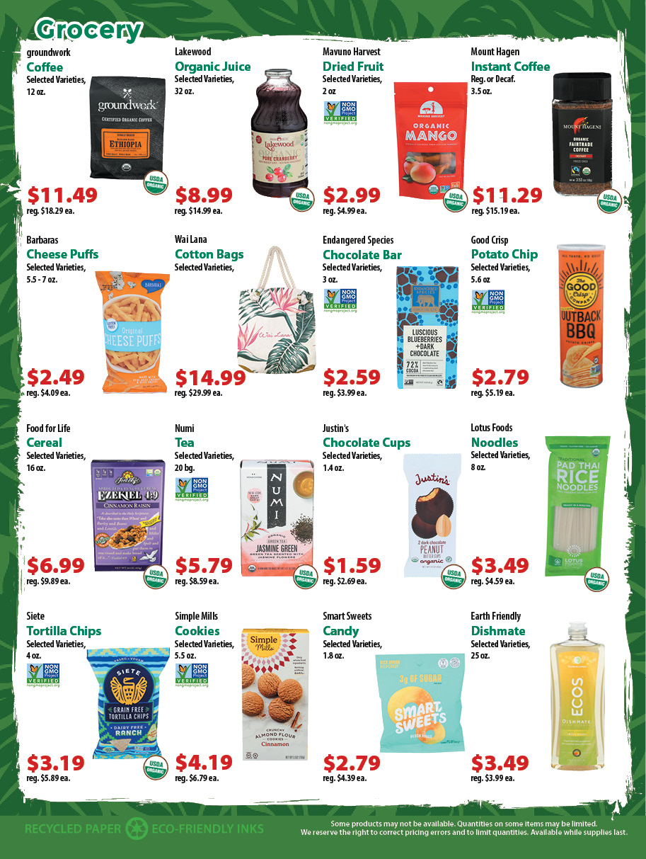 Deals Flyer - Page 2