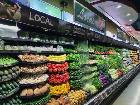Photo: Produce Department