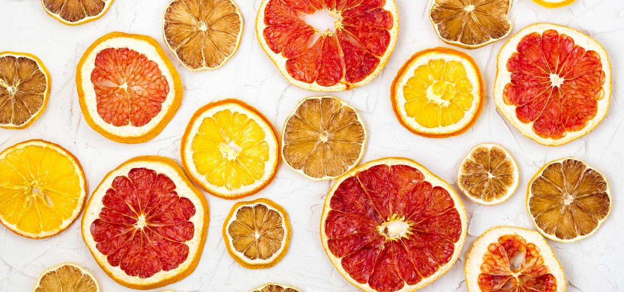 Photo: Citrus Fruits