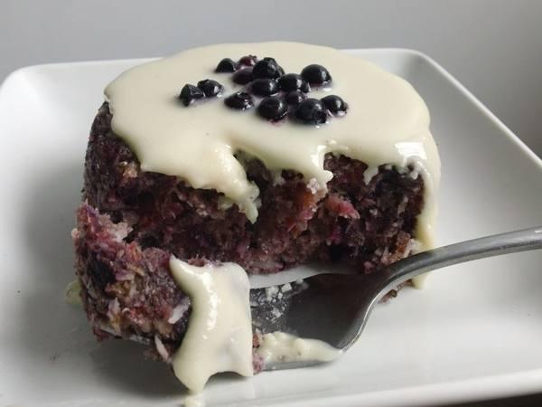 Photo: Berry Quinoa Breakfast Cakes