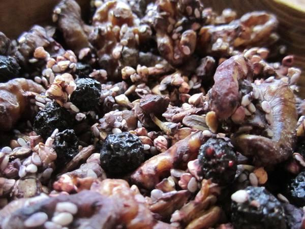 Photo: Chocolate Blueberry Granola