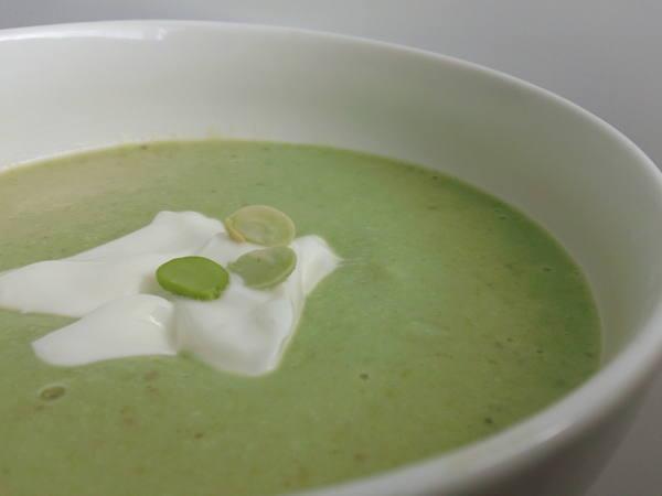 Photo: Edamame Soup