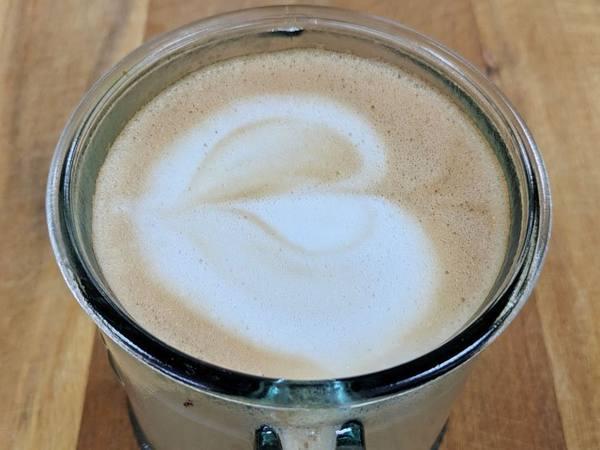 Photo: Date Sweetened Latte