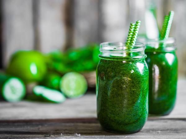 Photo: CBD Green Monster Smoothie