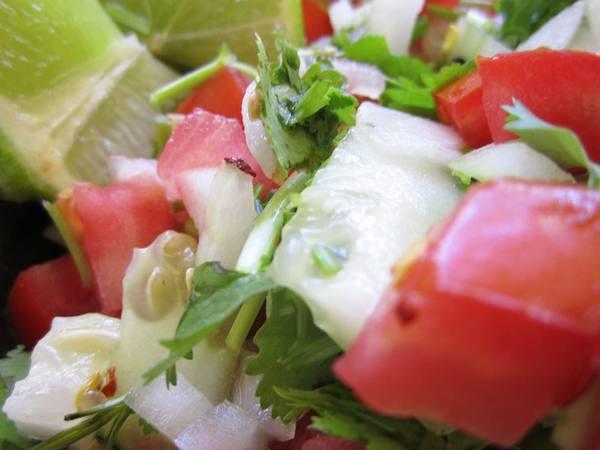 Photo: Kachumber Salad