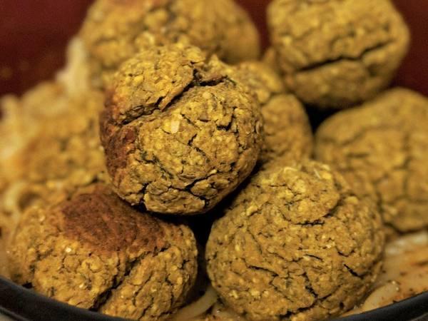 Photo: Lentil Meatballs