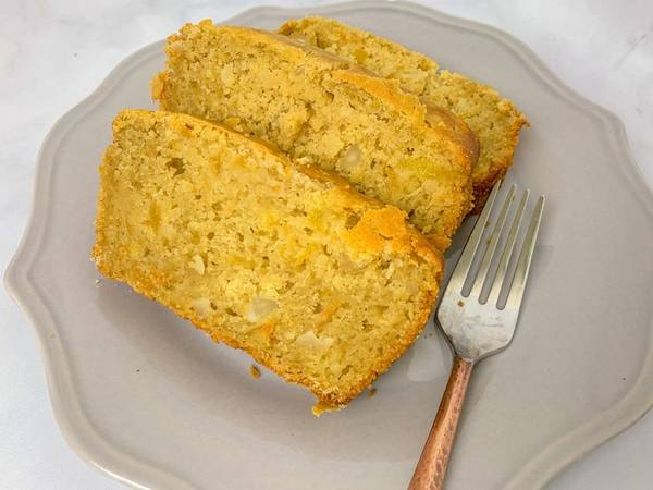 Photo: Mango Mac-Nut Bread
