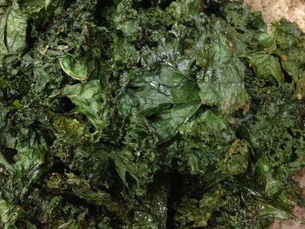 Photo: Basic Massaged Kale Salad