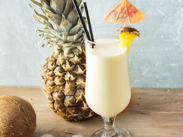 Photo: Piña Colada Mocktail