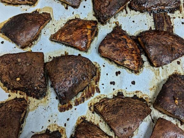 Photo: Portobello Steak