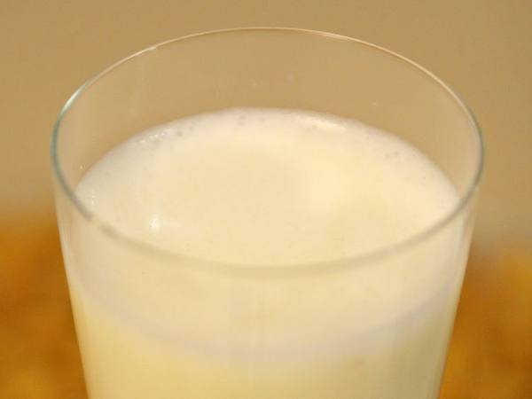 Photo: Sensational Seedmilk Smoothie