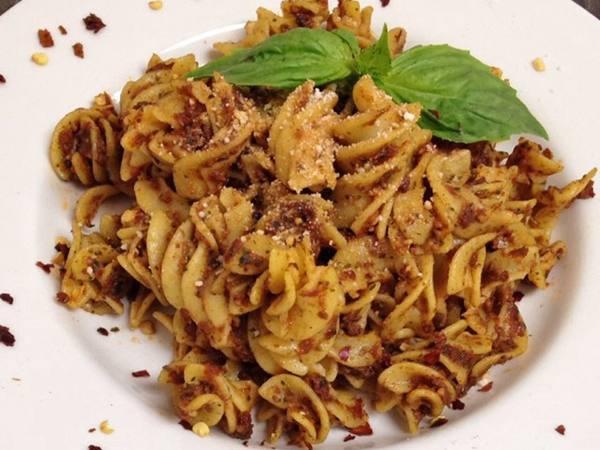 Photo: Sicilian Pesto Pasta