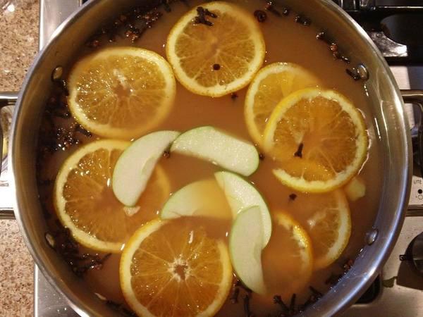 Photo: Spiced Apple Cider