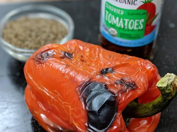 Photo: Sundried Tomato Harissa