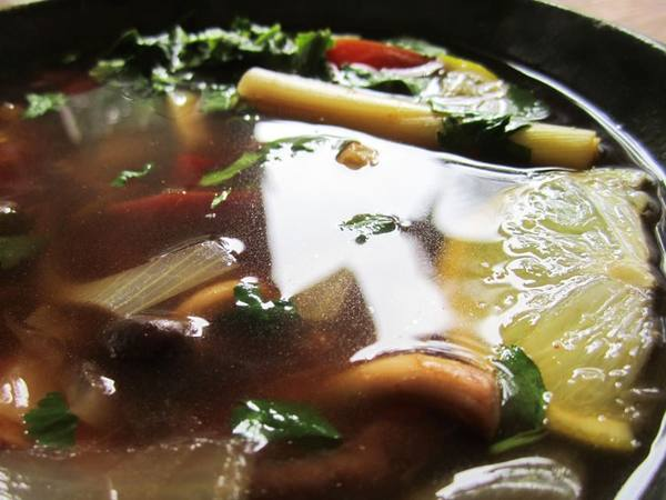 Photo: Tom Yam Soup