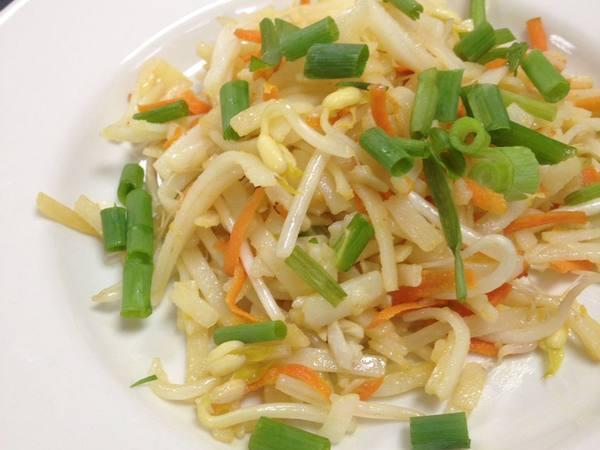 Photo: Vegan Pad Thai Noodles