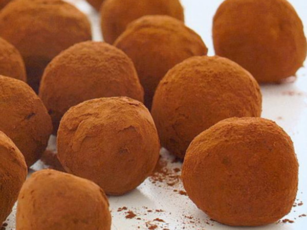Photo: Raw Chocolate Truffles