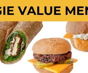 Veggie Value Menu - All Under $6
