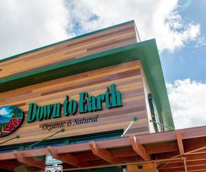 Photo: Store front of Down to Earth Pearlridge