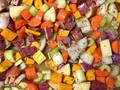 Photo: Roasted Vegetables with Chickpeas