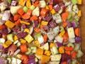 Photo: Cider Roasted Vegetables