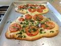 Photo: Rustic Tomato Flatbreads