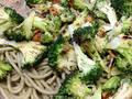 Photo: Garlic Broccoli Linguine