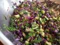 Photo: Roasted Peanut and Cucumber Salad