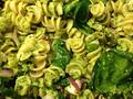 Photo: Spinach Pasta Salad