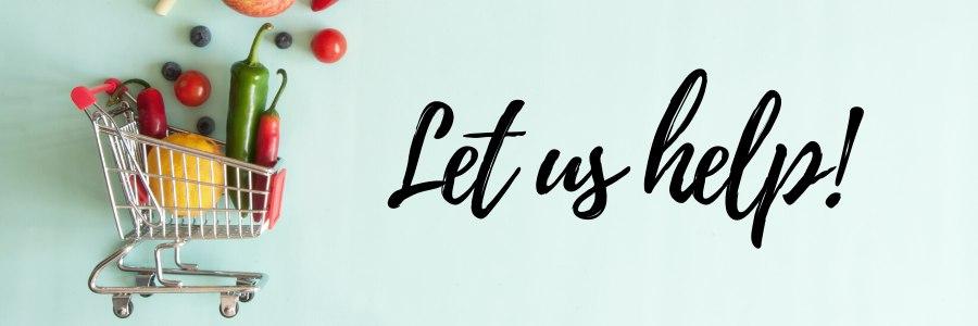 Let us help!